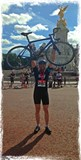 After completing RideLondon 2013