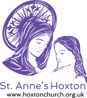 St Anne's Hoxton Relief in Need