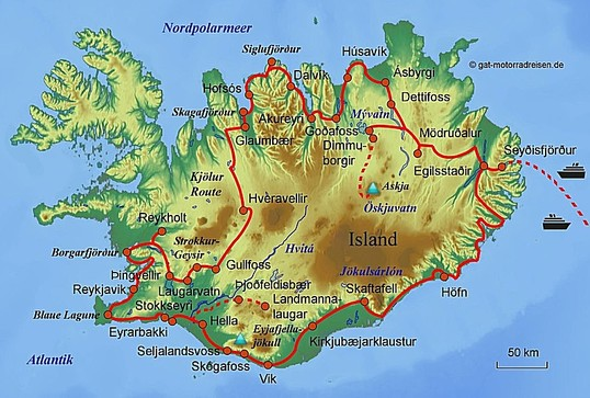 Nordpolarmeer Karte.Crowdfunding To Attend The 15th World Scout Moot 2017 In Iceland As