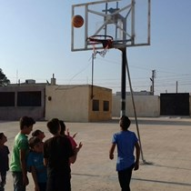 Hoops For Hope In Syria