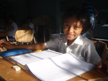 1st Grader at Mal Pais