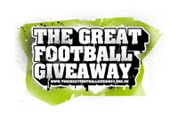 The Great Football Giveaway