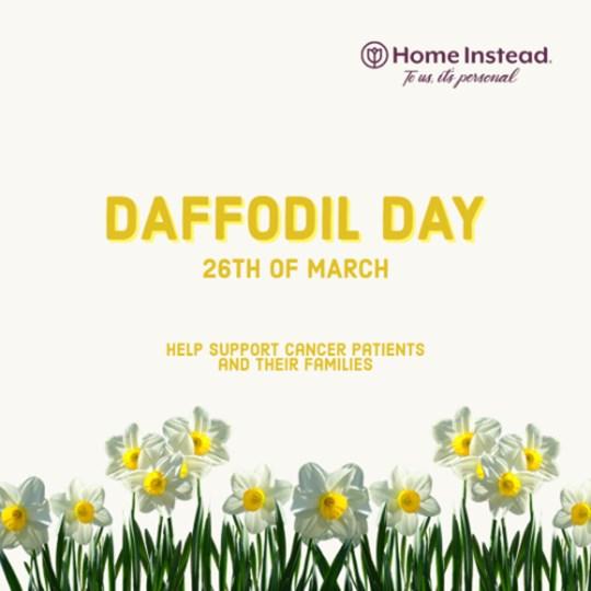 Home Instead Ballsbridge Daffodil Day 21