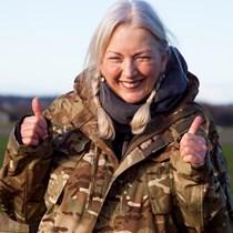 Shirley-Anne Fison - Ambassador for Veterans Change Partnership