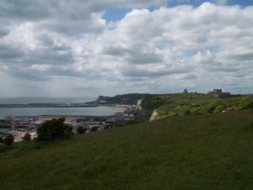 Training Walk at Dover