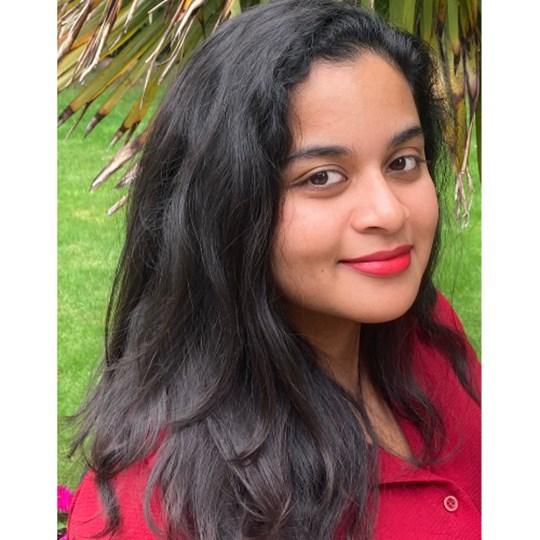 Christina Alagaratnam's StayUp Fundraising Page