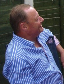 Geoff At Jo's - June 2010