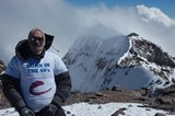 Aconcagua summit 22,840ft