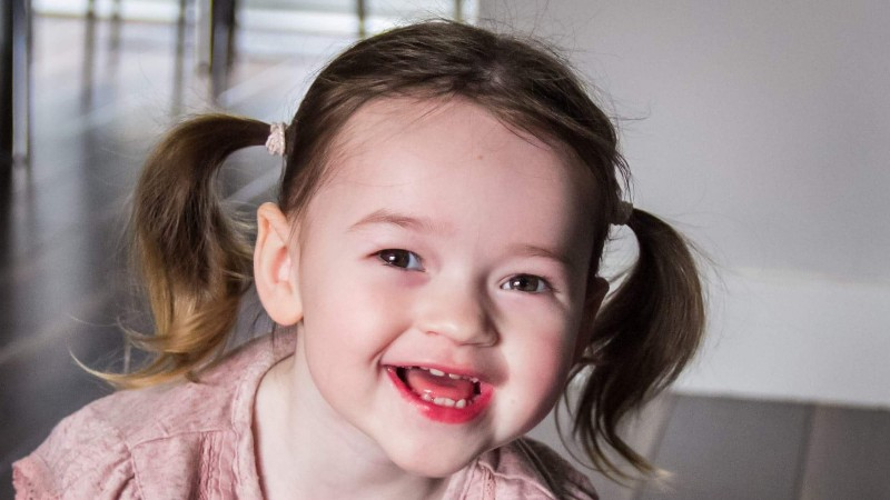 Crowdfunding to Help give Amelia a voice on JustGiving