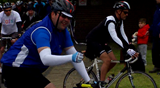 A test at the Thurrock Cycle Marathon