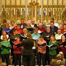 The Castle Choir Berkhamsted