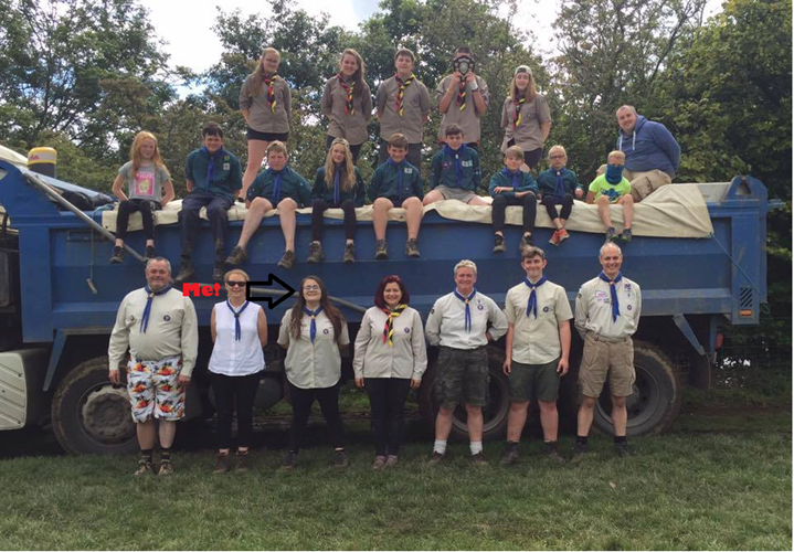 Crowdfunding to The 24th World Scout Jamboree America 2019