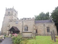 St Botolph's Church, Burton Hastings with Stretton Baskerville