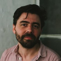 Simon Nash, with the Connected Supper Club
