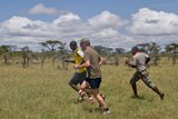 Training in Kenya April 2013