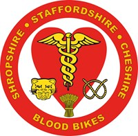 Shropshire and Staffordshire Blood Bikes