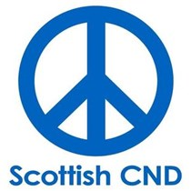 on behalf of Scottish CND, 77 Southpark Avenue, Glasgow G12 8LE