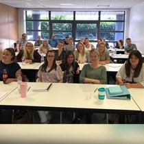 Ayrshire College Ayr SWAP Class