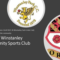 Orrell & Winstanley Community Sports Club (A JV between Orrell RUFC & Winstanley Park Cricket Club)