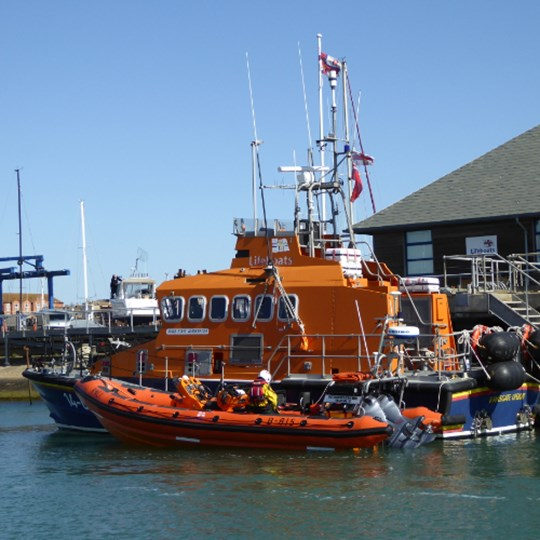 Mayday - The Four Lifeboat Station Walk