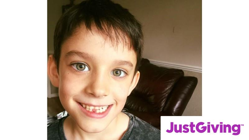 Crowdfunding to Fund a rainbow bench in memory of Alfie