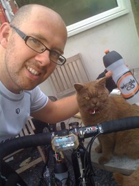 You can sponsor the cat too!!