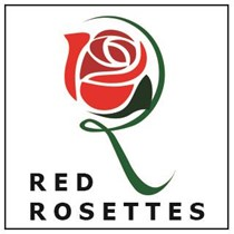 Red Rosettes