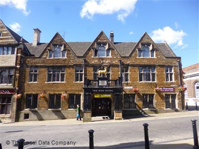 Crowdfunding To The Hind Hotel Wellingborough A Local Iconic Grade Ii Listed In Northants On Justgiving