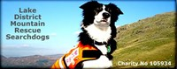 Lake District Mountain Rescue Search Dogs