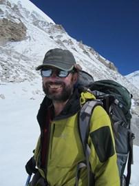 After reaching summit of Cho Oyu