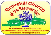 Grovehill Church of the Resurrection - The Church behind the Chippy