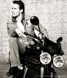 Michael Fassbender by David Edwards