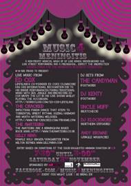 Music4Meningitis