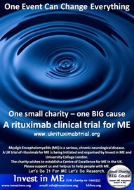 Donations to 1 Day - £1 currently for IiME/UCL UK rituximab treatment trial.