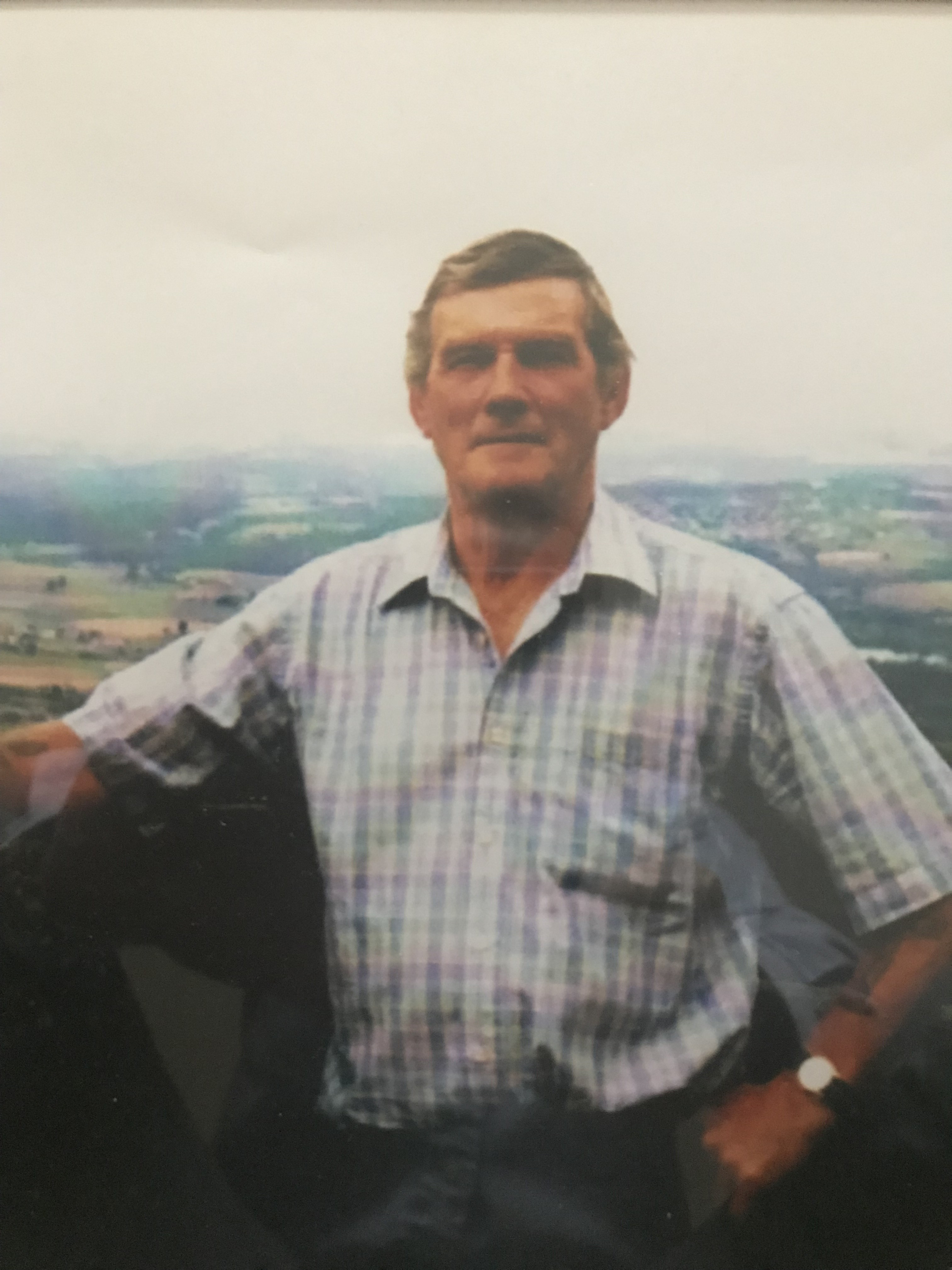 In memory of Roy  Griffiths