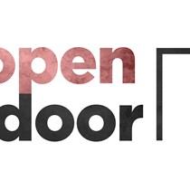 Paul Bullion for Open Door