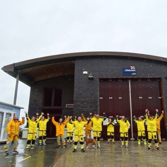Hoylake Lifeboat Harriers' Mayday Mile
