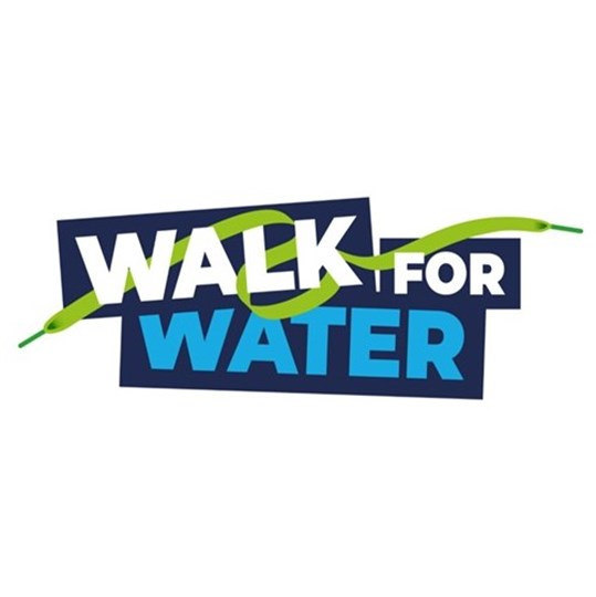 Bernie's walk for water