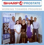 Prostate Cancer Charity / Sharp UK team