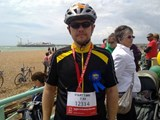 London to Brighton finish 2011