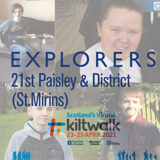St Mirins Explorers