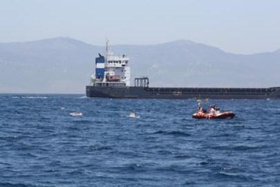 Return Leg Alongside Support Boat