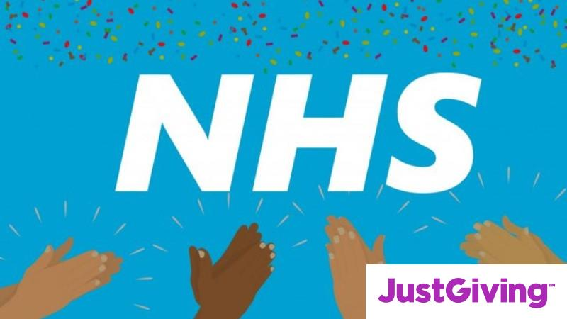 Crowdfunding to Raise money to support the fabulous NHS frontline workers on JustGiving