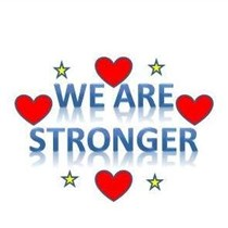 Team We Are Stronger Charity