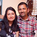 Jasmine & Joshan Parmar :)