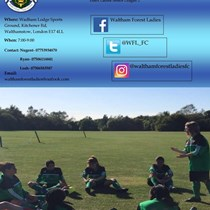 Waltham Forest Ladies FC/ Leah Coutts