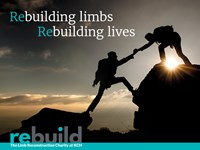 Rebuild, the Limb Reconstruction Charity