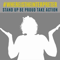#WhereIsTheInterpreter