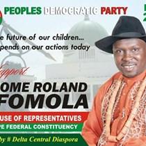 Onome Roland Ofomola