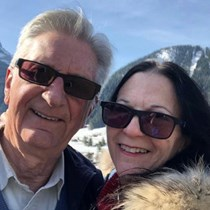 Gordon Douglas and Luisa Fortunato